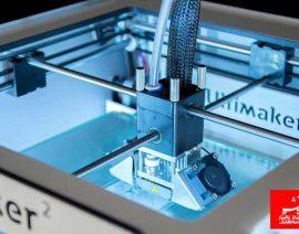 پرینتر سه بعدی; از طراحی تا اجرا